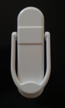 Cast Iron Small White Horse Head Vintage Country Door ... |White Door Knocker