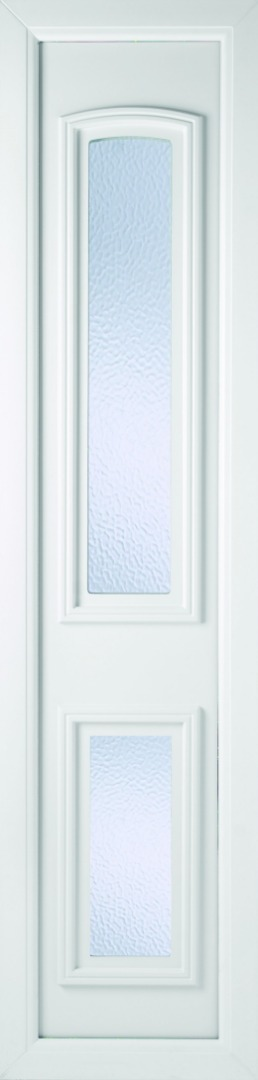 Balmoral Two Glazed Side Panel