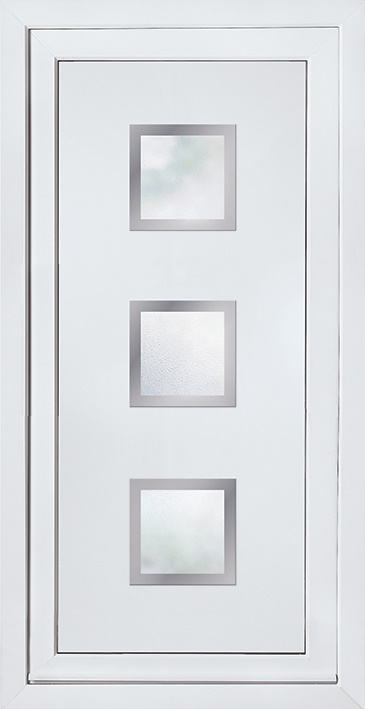 Modern Contemporary Glazed Panels, UPVC Door Panel, Door Panels ...
