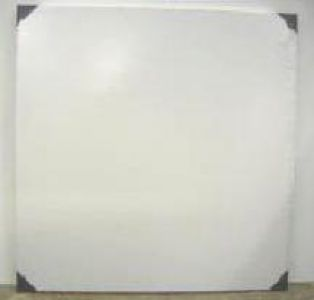 24mm 20mm 28mm uPVC Plastic Flat Panel for Door Window or Conservatory White