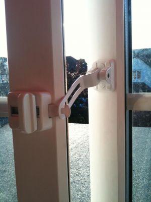 Safety Restrictor Door Chain Window Ventilation Window