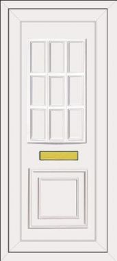 Cambridge Solid Door Panel